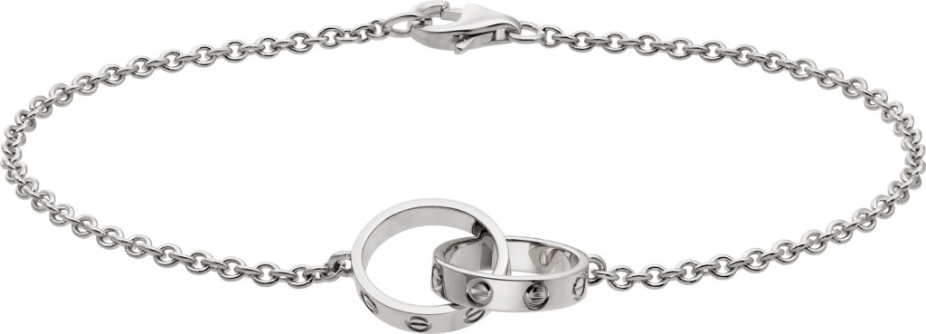 Love braceletWhite gold